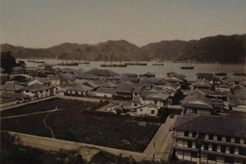 Рейд Нагасаки. 1891 г.