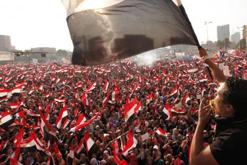 «Арабская весна» в Египте