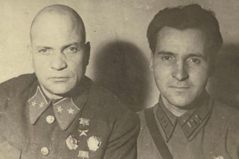 С К. Симоновым