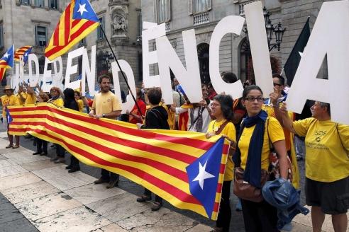 Выступления за независимость Каталонии