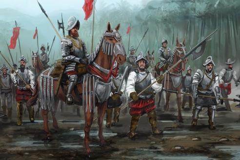 Испанские конкистадоры