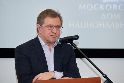 В. А. Лепёхин, кандидат философских наук, директор Института ЕврАзЭС