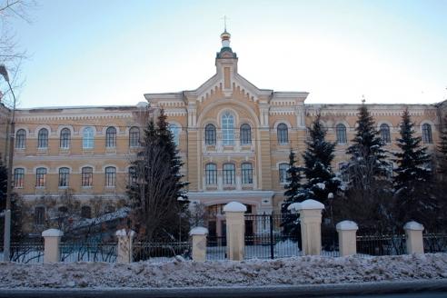 Оренбургская духовная семинария в наши дни