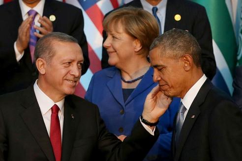 Саммит «Большой двадцатки» в Турции. 2015 г.
