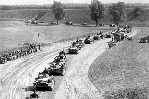1 сентября 1939 года операцией СС «Глейвиц» началась Вторая мировая война