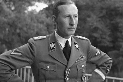 Мозг операции – группенфюрер СС Р. Гейдрих