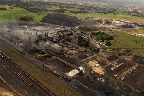 "Инвестиции российского холдинга ""Ренова"". Марганцевый рудник в Калахари. ЮАР"