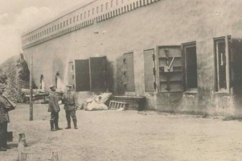 Форт № 1 крепости Осовец