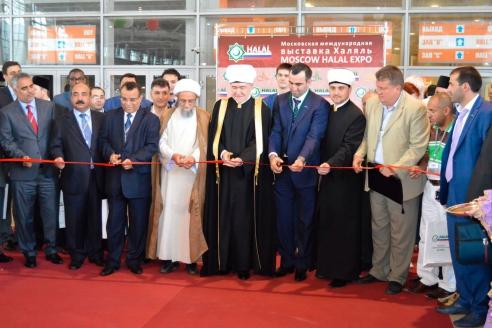 Компания «Рисалат Холдинг» выступила в качестве генерального партнёра IV Московской международной выставки халяль Moscow 2013 на ВВЦ