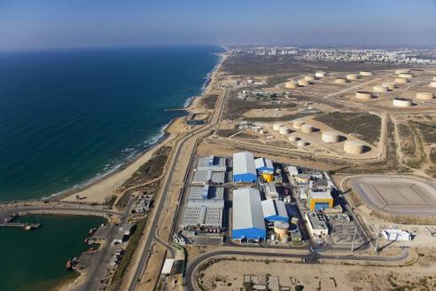 Ашкелонский опреснительный завод
