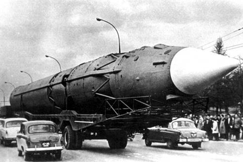 Первая межконтинентальная баллистическая ракета в мире, прошедшая успешные испытания - Р-7