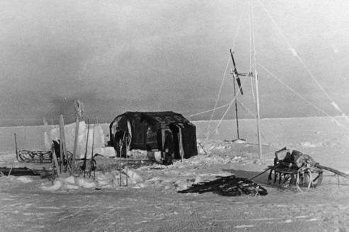 Первая в мире советская полярная научно-исследовательская дрейфующая станция «Северный полюс-1»
