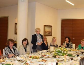 Встреча в Путевом дворце, март 2016 г.