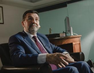 Чрезвычайный и Полномочный Посол Республики Сербия в РФ и Туркменистане, академик Славенко Терзич