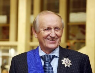 Вручение Международной премии Фонда Андрея Первозванного «Вера и Верность»