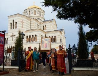 Свято-Владимирский собор. Херсонес, 19 мая 2019 г.