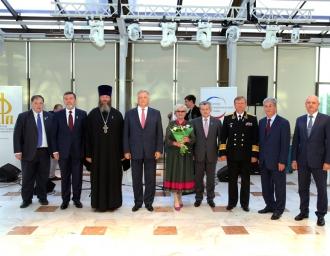 Почетные члены фонда апостола Андрея Первозванного 2016 года