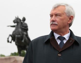 Губернатор Санкт-Петербурга Георгий Сергеевич Полтавченко