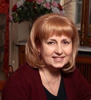 Н. Н.Шангина —  председатель Совета Союза реставраторов Санкт-Петербурга
