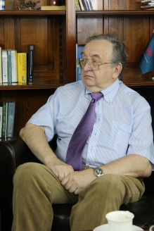 Александр Николаевич Панов — советский, российский дипломат, японовед