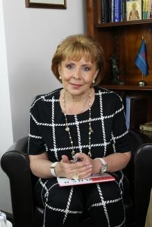 О.А.Монахова в редакции МР, 18 июля 2016 года