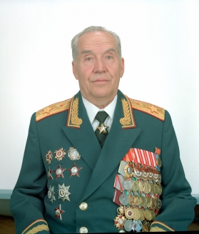 Махмут Ахметович Гареев