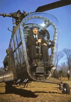 Первый вертолёт Игоря Сикорского. 1939 г.