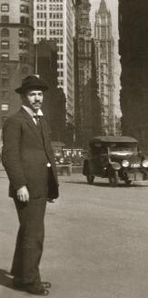 Первые дни Игоря Сикорского в США. Нью‑Йорк