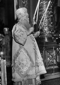 Святейший Патриарх Московский и всея Руси Сергий (Страгородский)