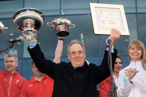 Казань завоевала право проведения Универсиады-2013. Казанская делегация вернулась с победой. 1 июня 2007 года, аэропорт