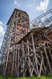 Восстановление церкви Рождества Пресвятой Богородицы в Верее