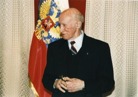Юрий Иванович Дроздов - советский разведчик, генерал-майор КГБ СССР в отставке
