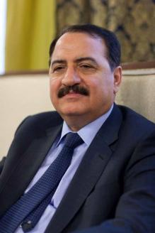 Риад Хаддад - Чрезвычайный и Полномочный посол Сирийской Арабской Республики в России