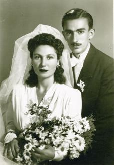 Гоар и Геворк Вартаняны, 1946 г.