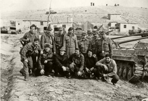 После штурма Кабула, 28 декабря 1979 г.