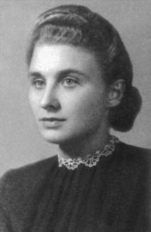 Мать Ю. Батурина Наталья Николаевна Смольникова